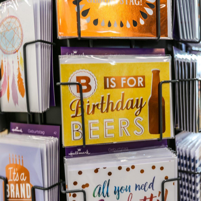 Karten zum Geburtstag 1