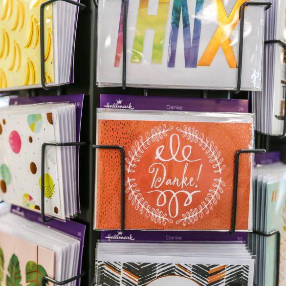Karten - Dankeschön 21