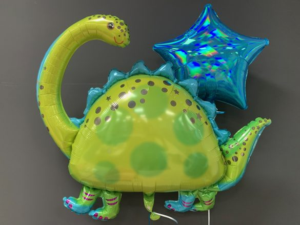 Heliumballon Dinosaurier