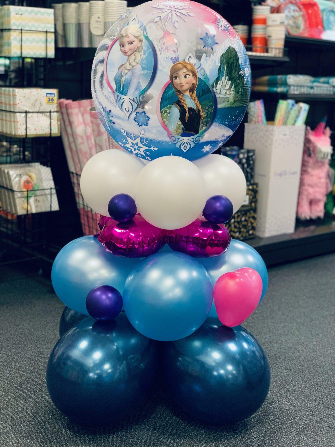 Heliumballon Prinzession Elsa