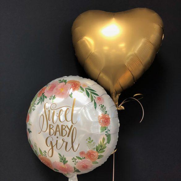 Ballon zur Geburt 9