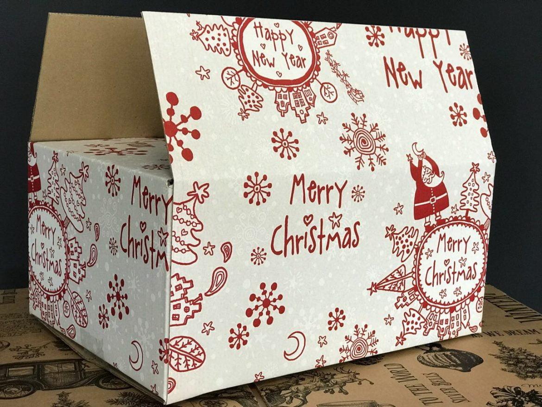 Weihnachtkarton 1