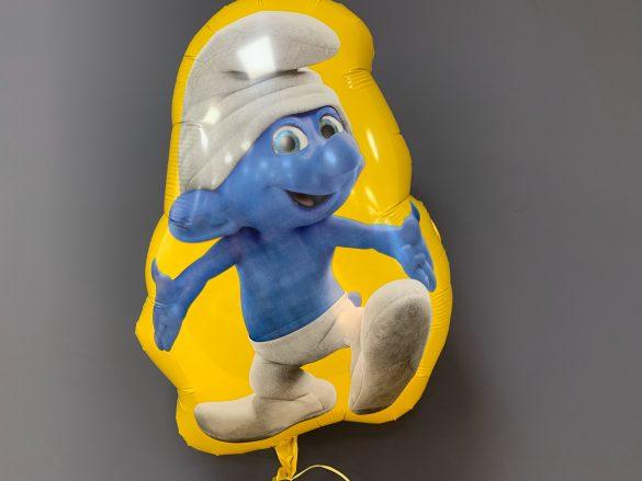 Heliumballon Schlumpf
