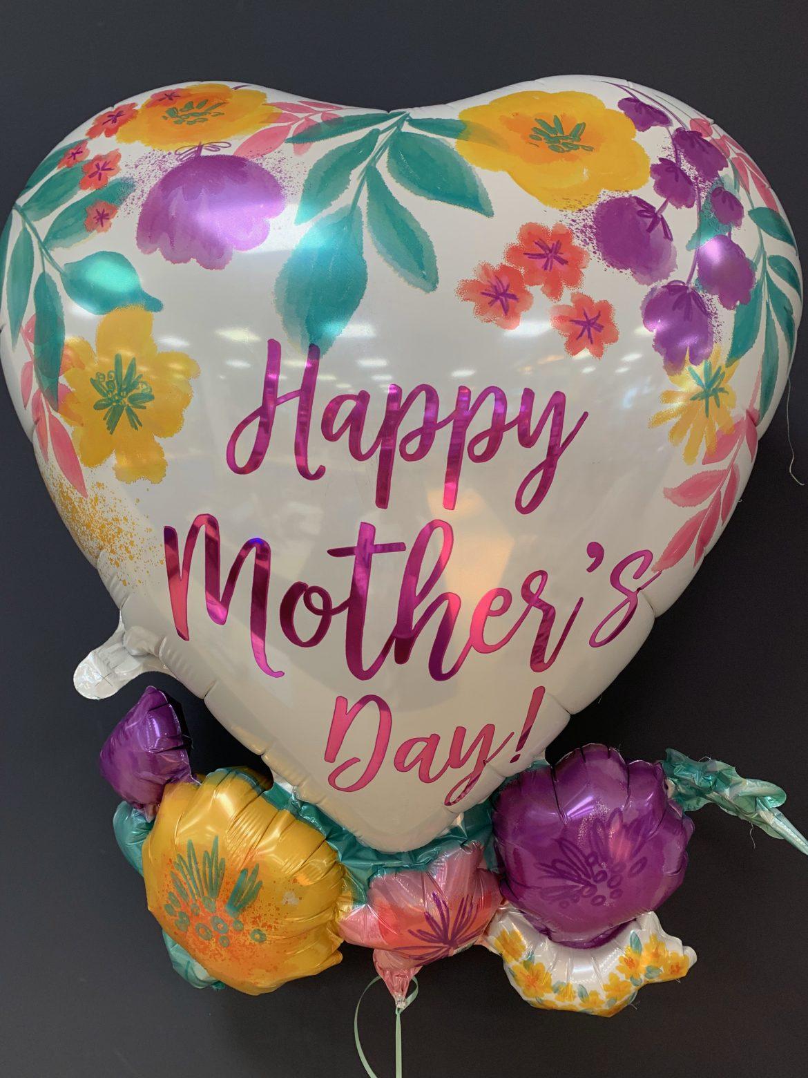 Ballon Muttertag