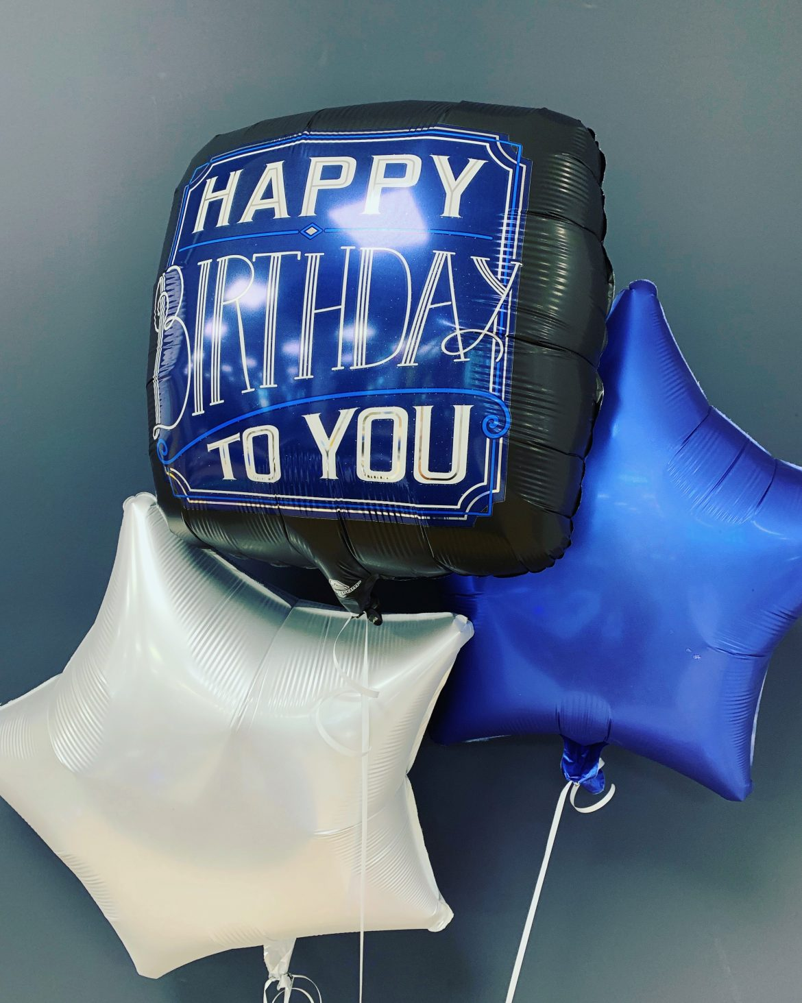 Ballon Happy Birthday to you