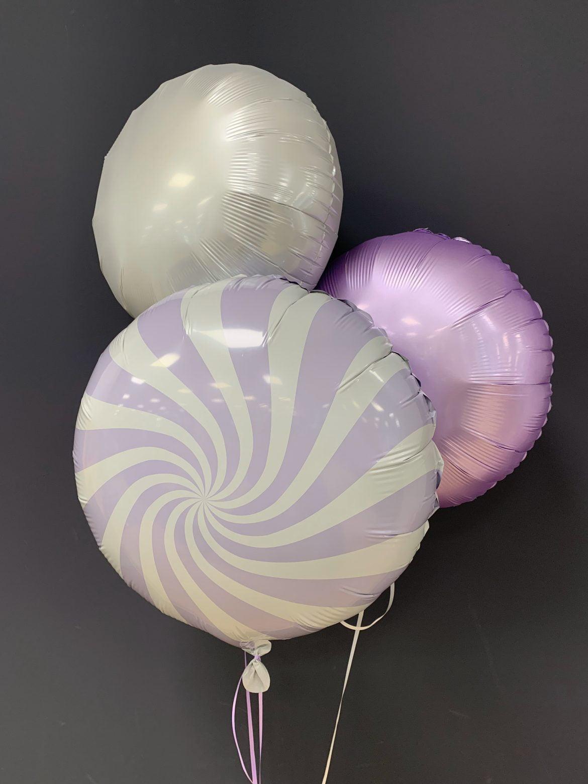 Heliumballons zur Dekoration