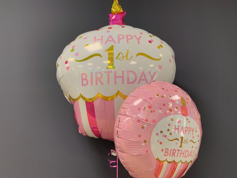 Heliumballon 1. Geburtstag