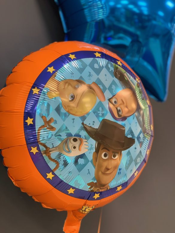 Heliumballon Disney