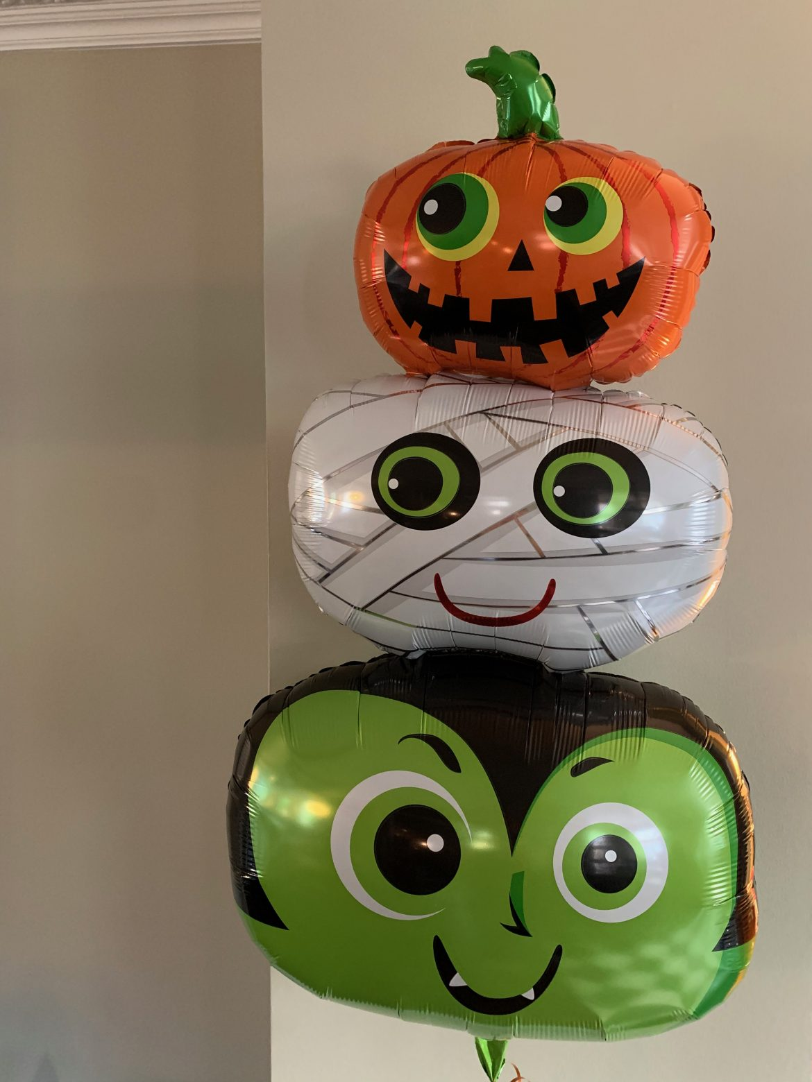 Happy Halloween Heliumballon