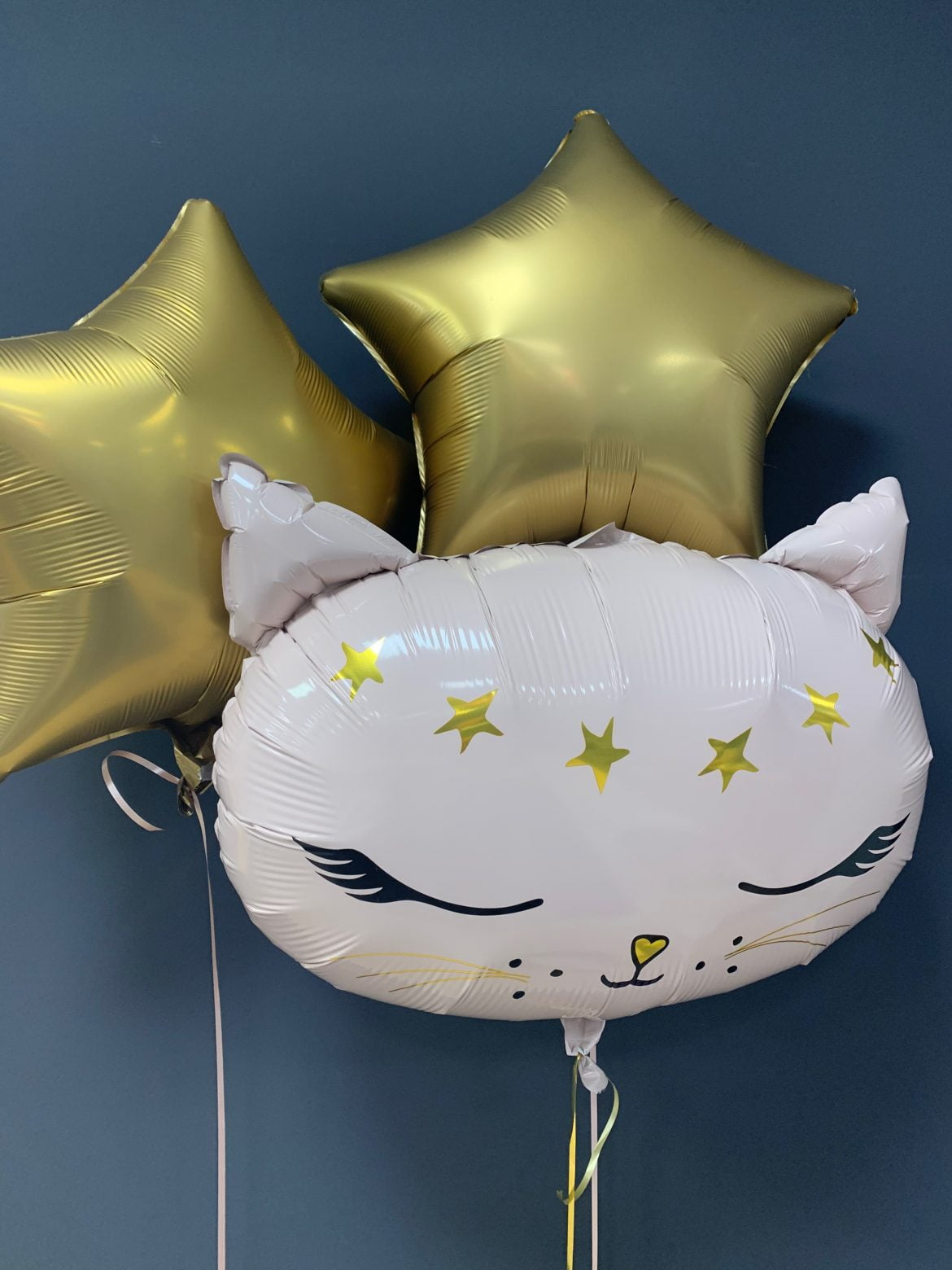 Folienballon Katze
