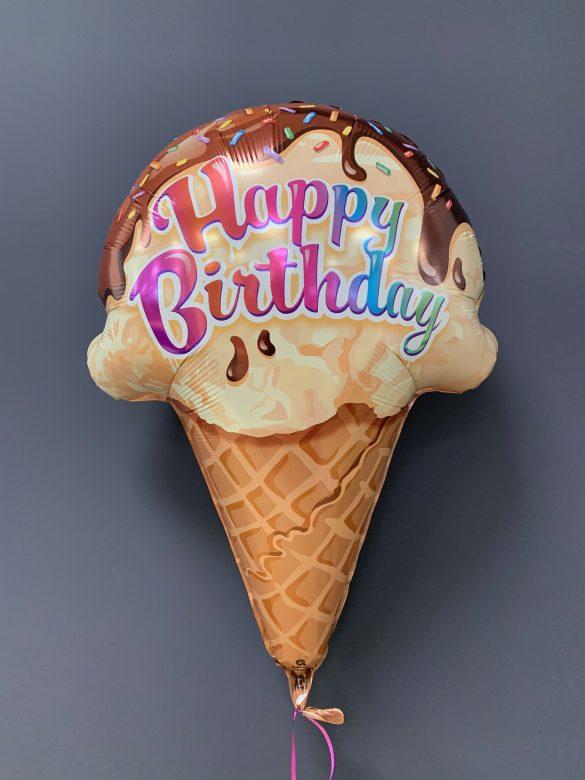 Happy Birthday EIS Folienballon