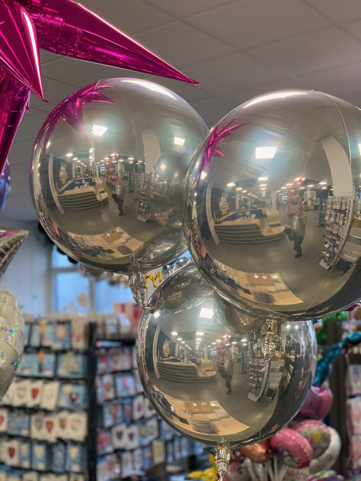 Dekorationsballons 4