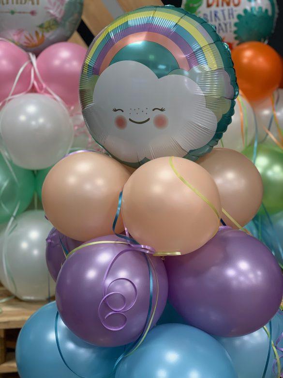 Dekorationsballons 2
