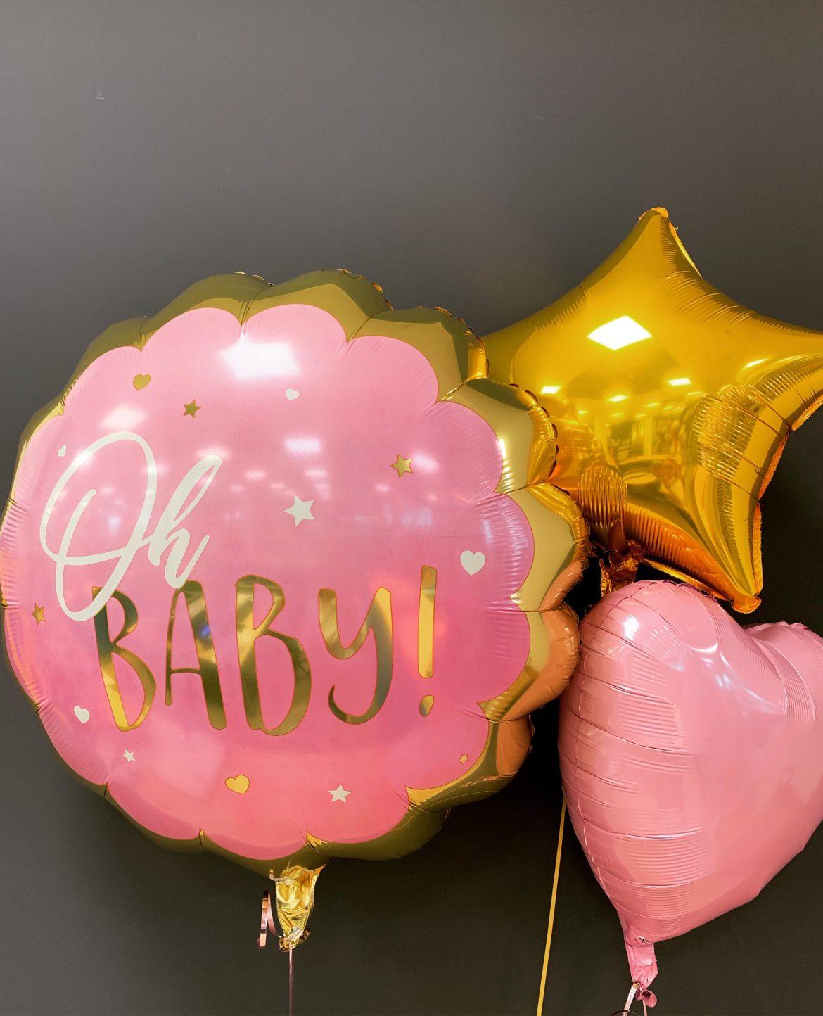 Ballon zur Geburt 6