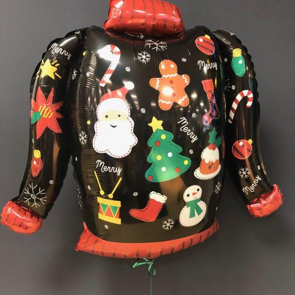 Ballon Ugly Christmas Sweater