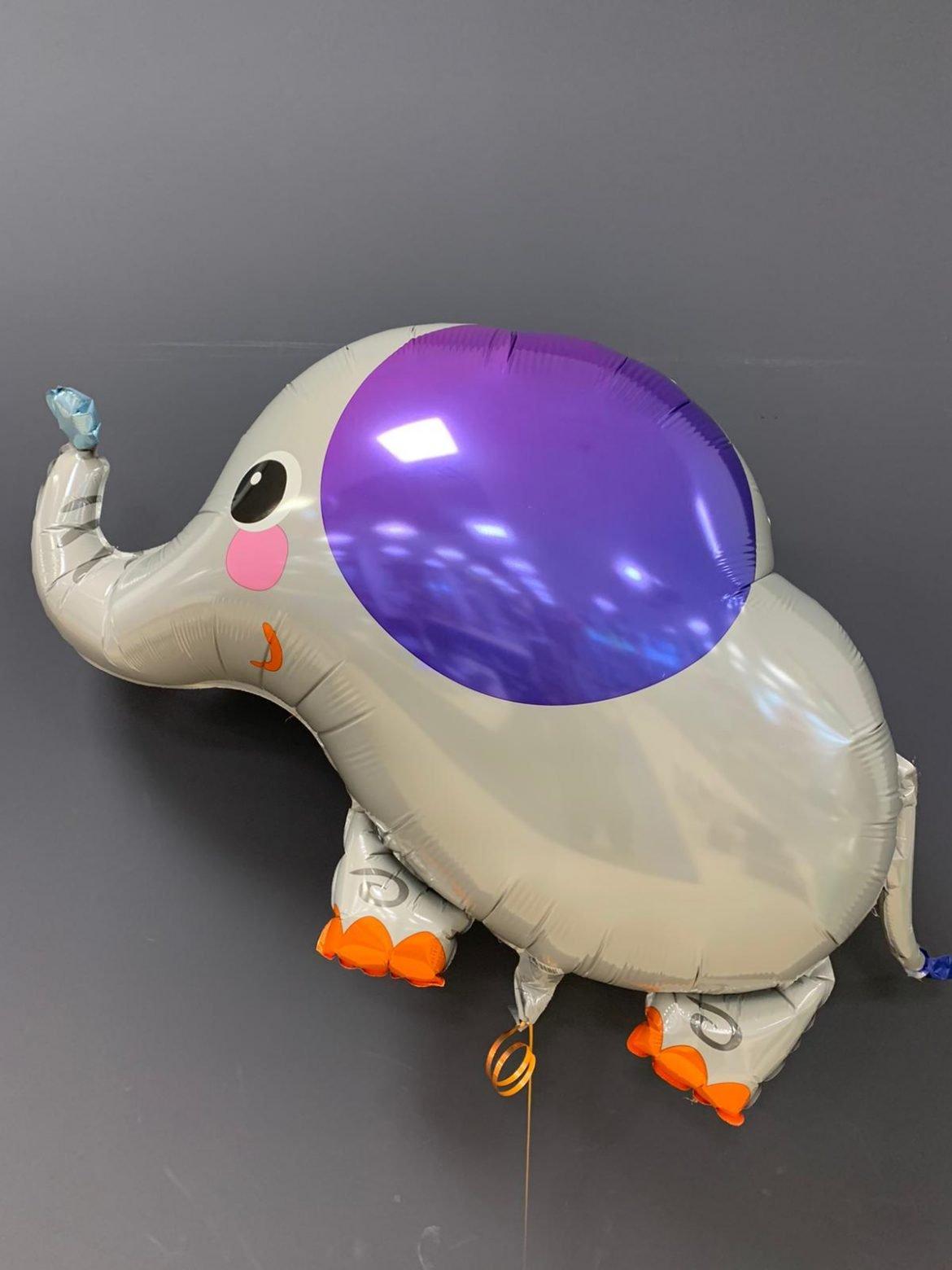 Elefant Heliumballon