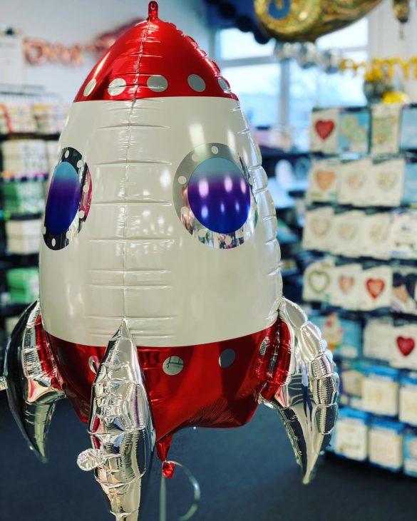 Raumfahrt Rakete Heliumballon € 8,90 132