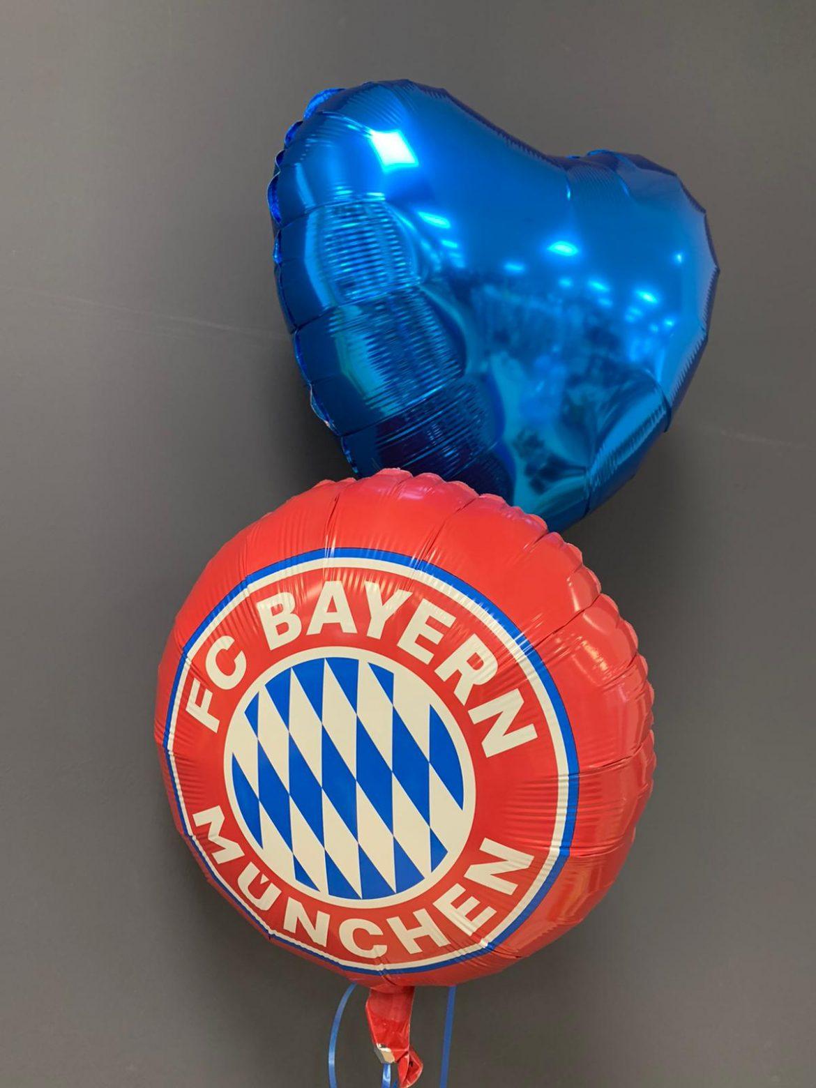 FC Bayern München Heliumballon 1