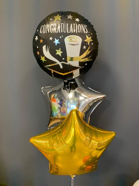 Congratulations Heliumballon 331