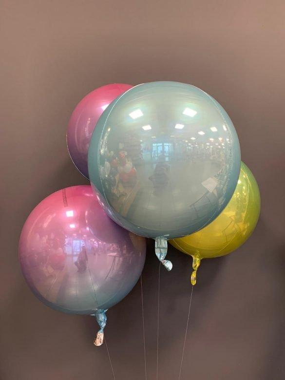 Runde Ballons zur Dekoration 33