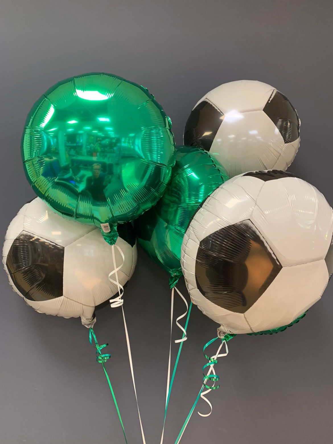 Fussball-Ballons 1