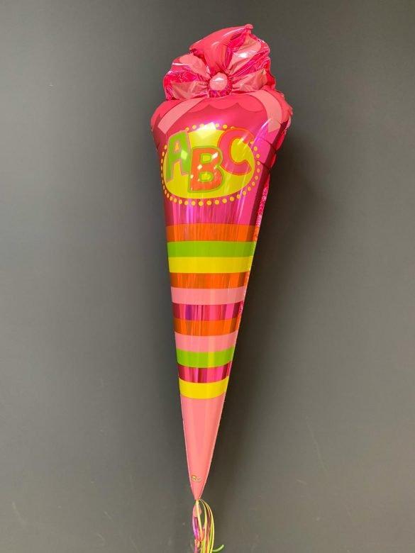 Folienballon Schultüte 327