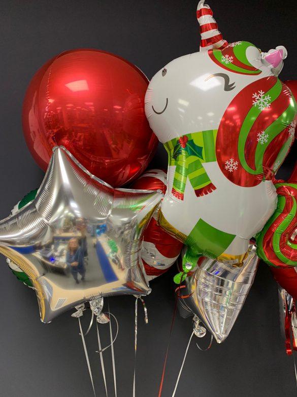 Weihnachtsballon 53