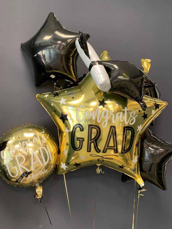 """Ballon zum Abschluss """"Congrats"""" € 8,90 286"""