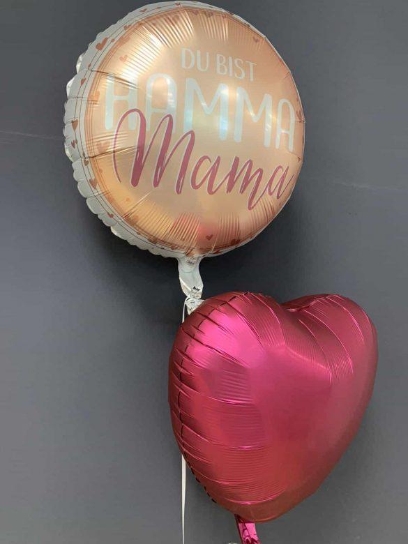 Ballon Hamma Mama € 5,90 mit Dekoballon € 4,50 270