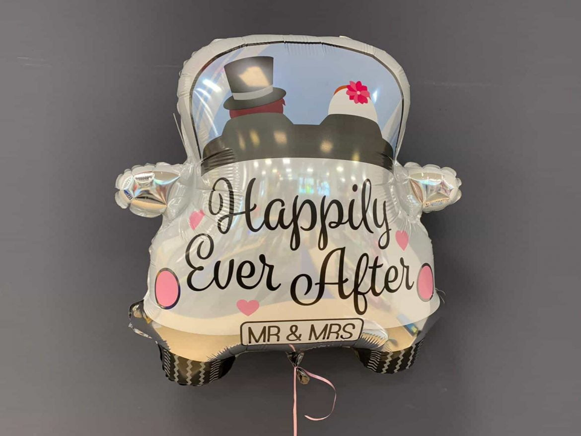 Ballon Happily Ever After € 7,90 1