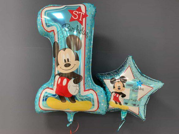 Ballon Mickey Maus €6,90<br />Stern €5,90 27
