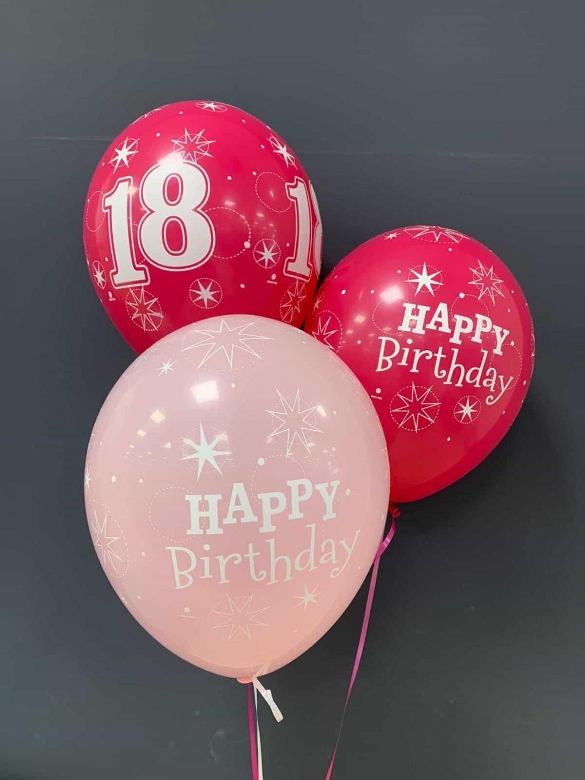 Happy Birthday Latexballons je € 2,20 1