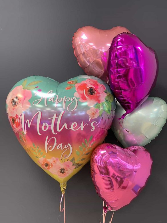 Happy Mothers Day € 8,90<br /> Dekoballons € 4,50 210