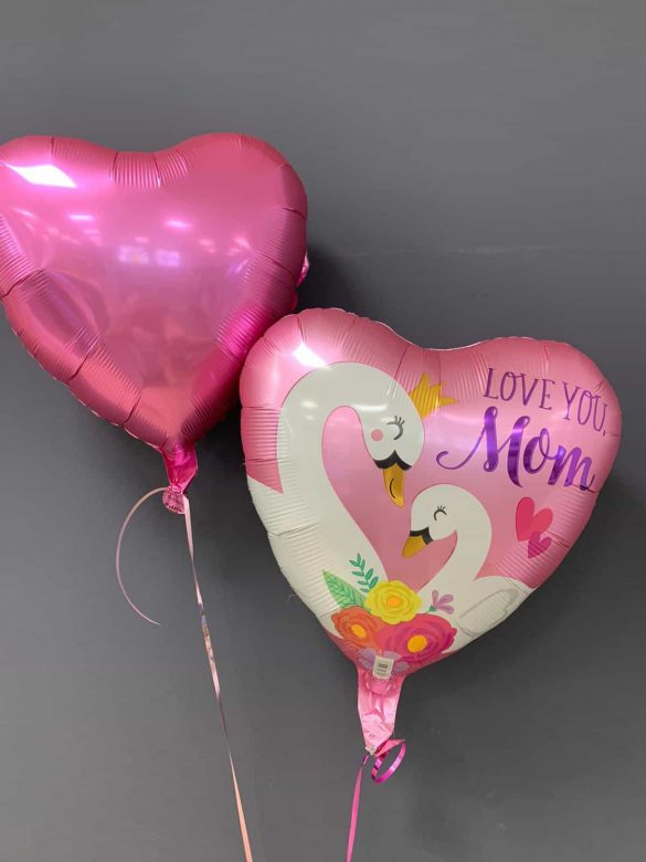 Love you Mom Ballon € 5,50 und Dekoballon € 4,50 278