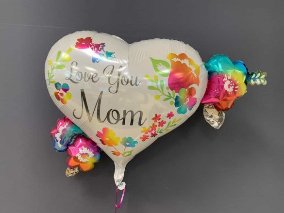 Love You Mom Herzballon € 7,90 238