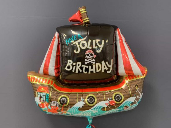 Heliumballon Piratenschiff Jolly Birthday € 8,90 261