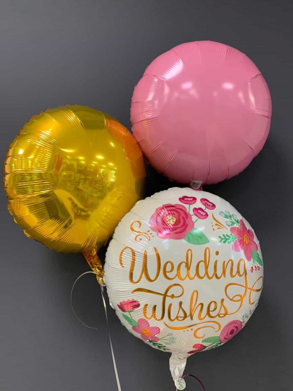 Wedding Wishes € 5,50<br />Dekoballons € 4,50 217