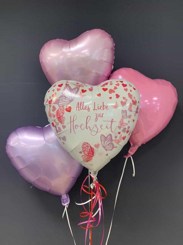 Hochzeitsballon € 5,90<br />Dekoballon €4,50 39