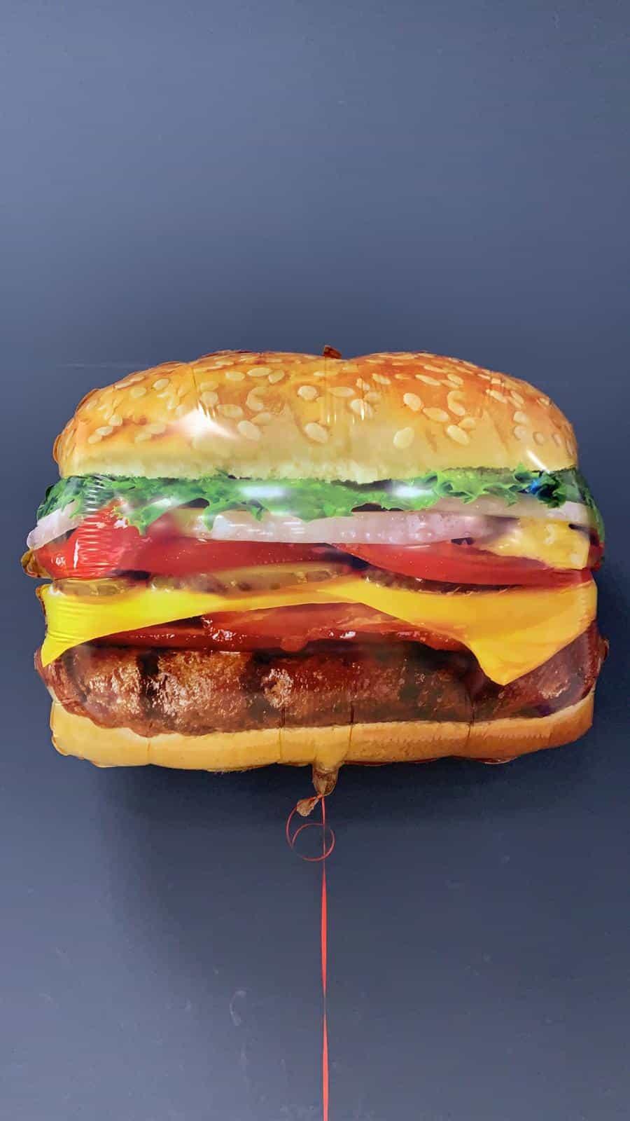 Ballon Hamburger € 7,90 1