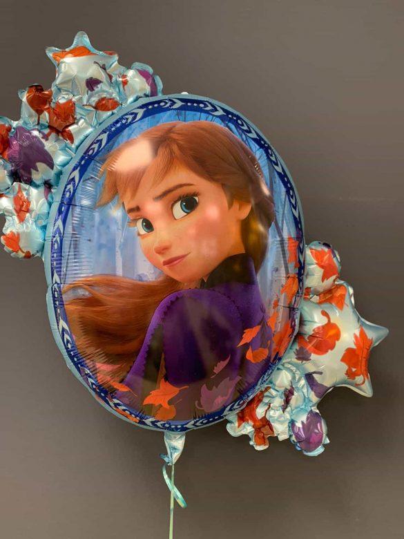 Frozen Disney<br />Heliumballon € 8,90<br />2 Seiten - Anna 58
