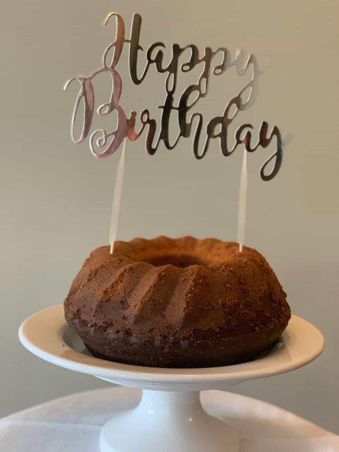 Cake topper € 2,20 1