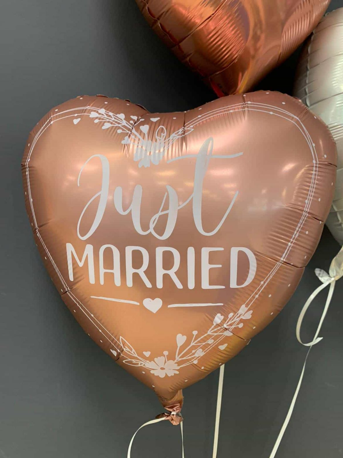 Just Married €5,90 1