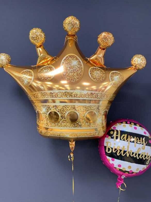Kronenballon € 8,90<br />Happy Birthday €5,90 183