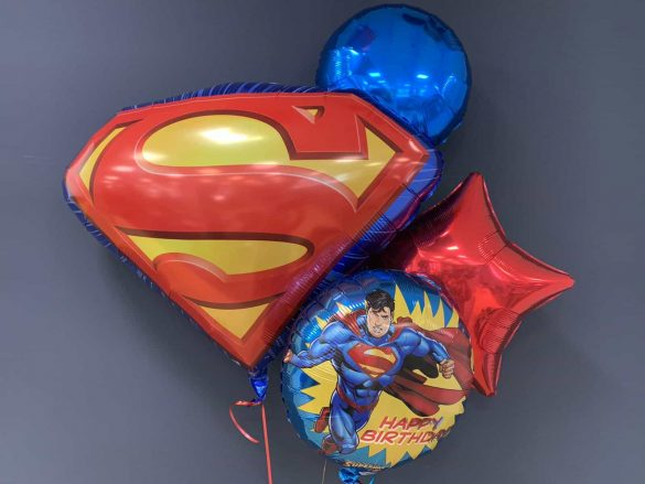 Superman S € 7,90<br />Happy Birthday  €5,50<br />Dekoballon € 4,50 188