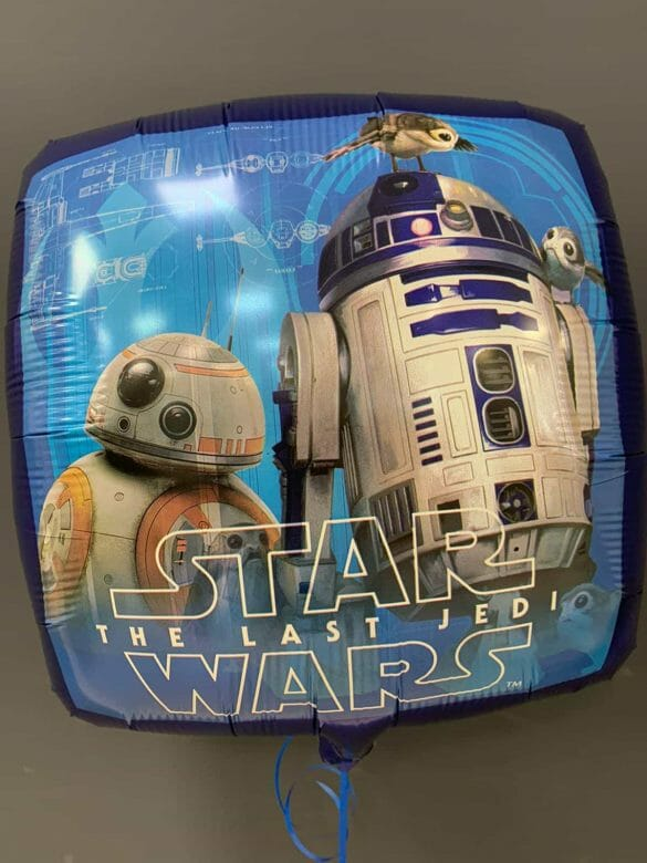 Ballon Star Wars EUR 5,90 114