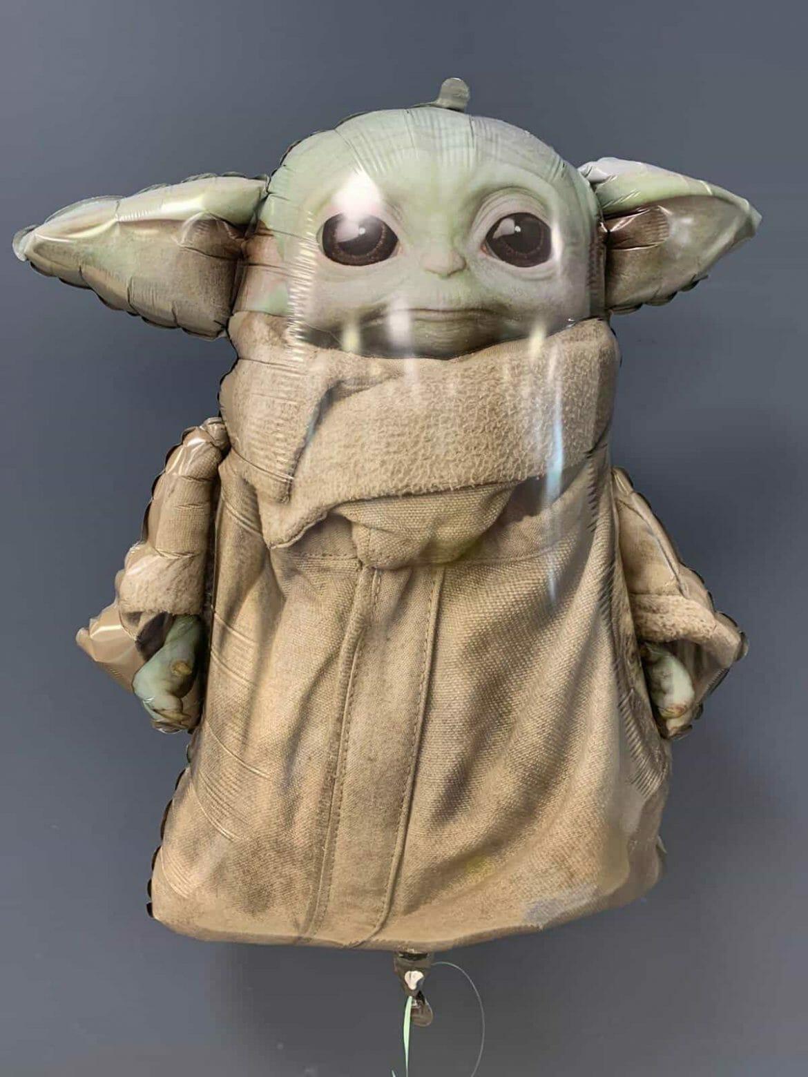 Baby Yoda Ballon € 7,90 1