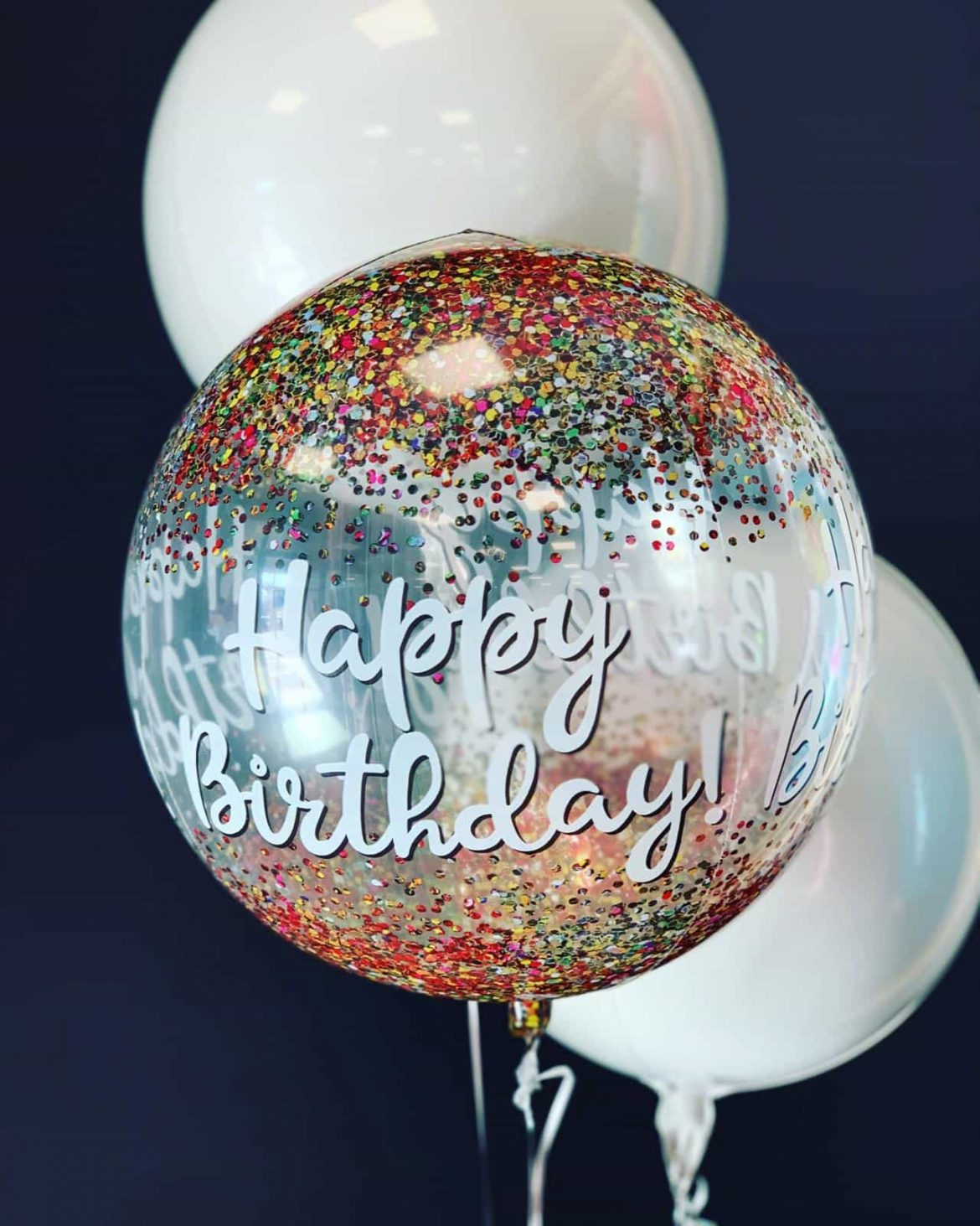 Orbz Ballon Happy Birthday 1