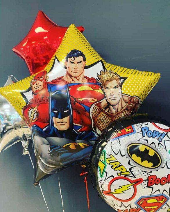 Superhelden-Ballons 32