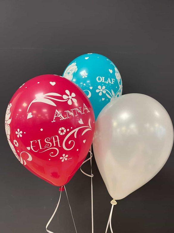 Frozen Latexballons 5