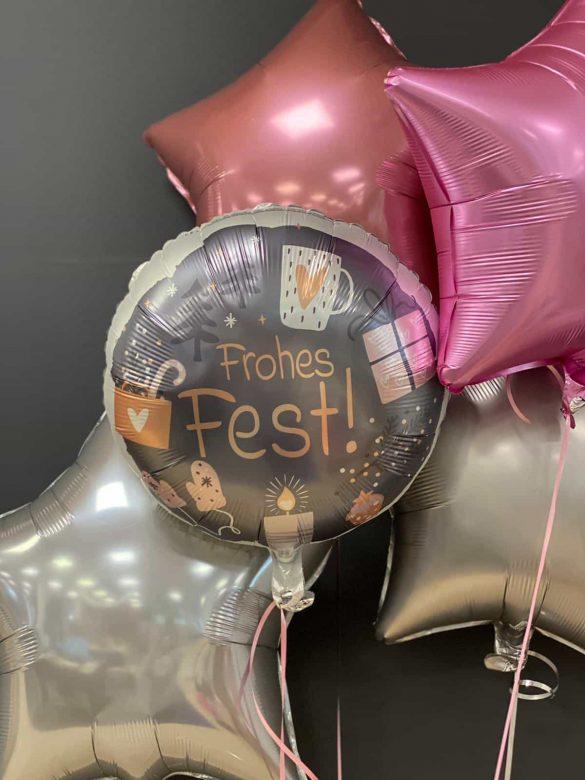 Frohes Fest € 5,50<br> Dekosterne je € 4,50 7